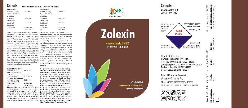 Zolexin Organic Fungicide Manufacturer Supplier in Amravati