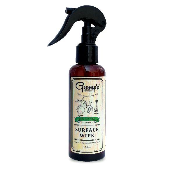 Gramps Surface Wipe Sanitizer