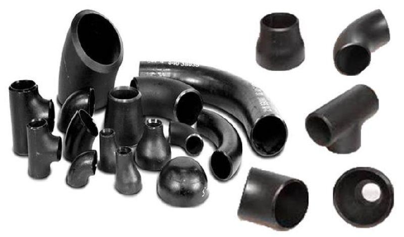 Mild Steel Butt Weld Pipe Fittings