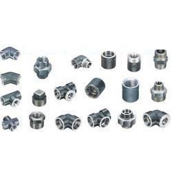 Mild Steel Threaded Pipe Fittings