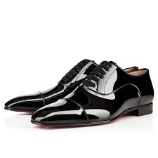 Mens Patent Shoes
