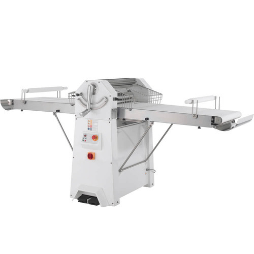 Semi Automatic Dough Sheeting Machine