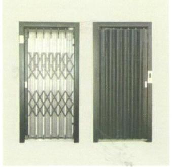 Collapsible Door Lift
