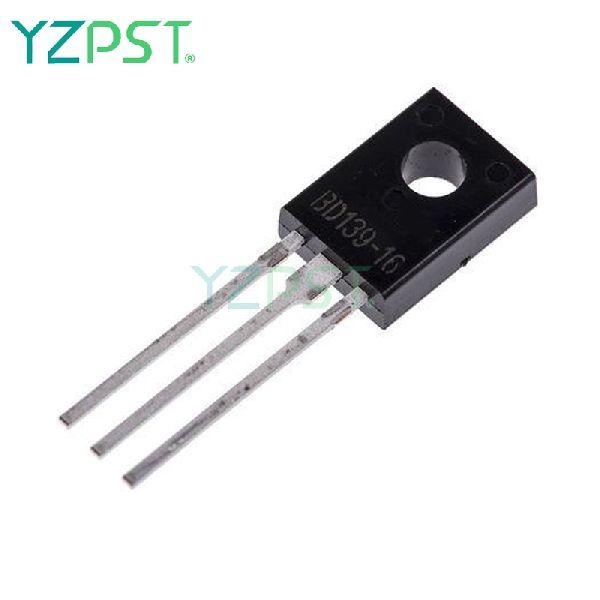 BD139 Power Transistor 01