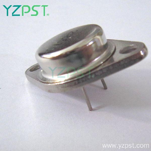 TO-3 NPN Silicon Transistor 02