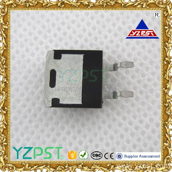 Silicon Controlled Rectifier Transistor