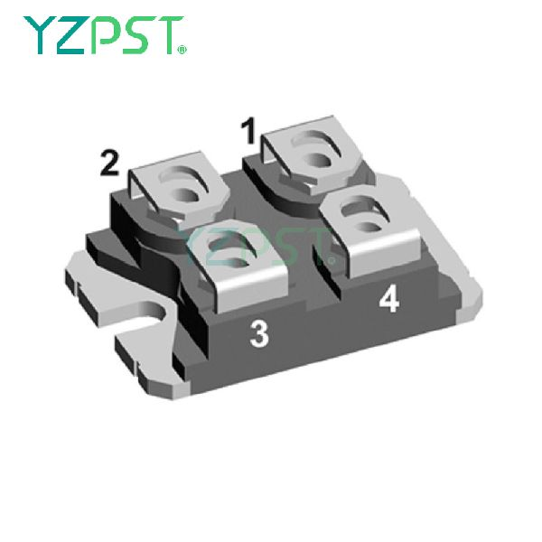 SOT-27 Ultrafast Rectifier Module 01