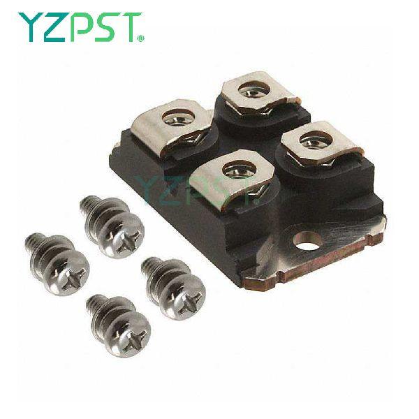SOT-27 Ultrafast Rectifier Module 02