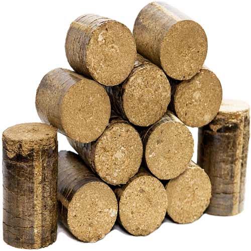 Biomass Briquettes 02
