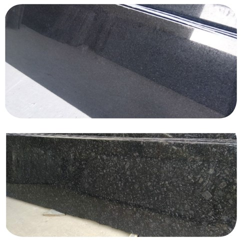 Pearl Black Granite Slabs 01