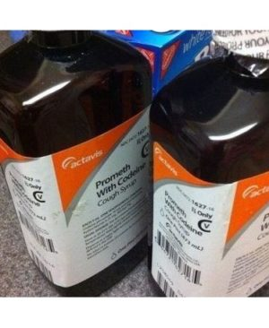32oz Actavis Promethazine With Codeine Cough Syrup