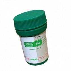 Onax 2mg Tablets