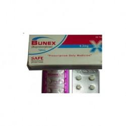 Bunex 0.2mg Tablets