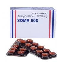 Soma 500mg Tablets