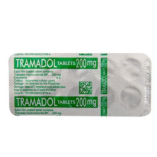 Tramadol 200mg  Tablets