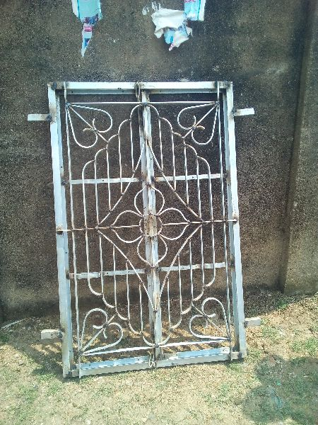 Galvanized Iron Window Grills Manufacturer Supplier In Bhadrak India