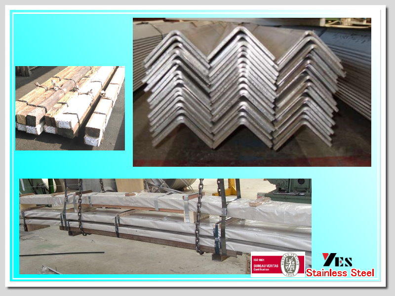 Stainless Steel Angle Bar 03