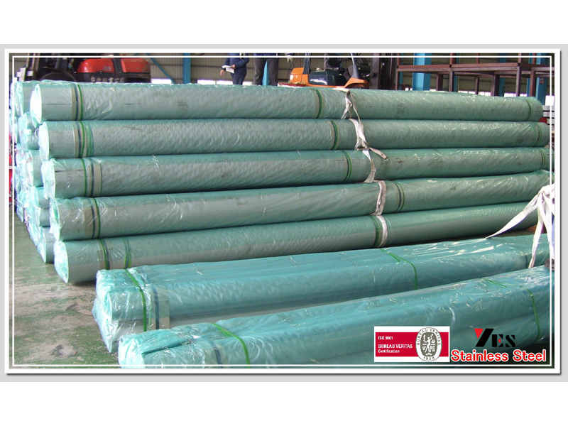 Stainless Steel Pipe 04