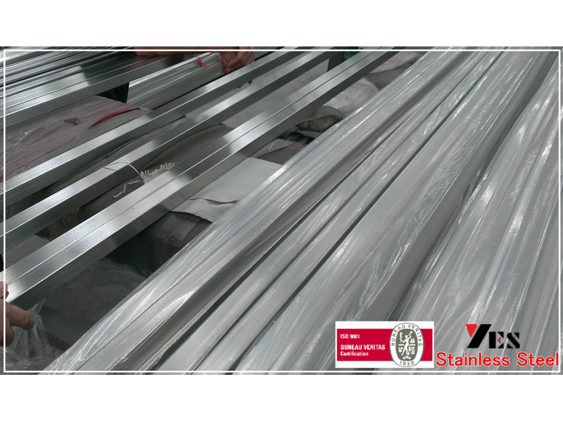 Stainless Steel Square Tube 2