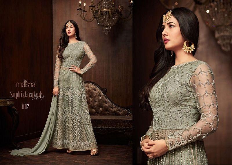 1102 Maisha Kiera Designer Anarkali Salwar Suit