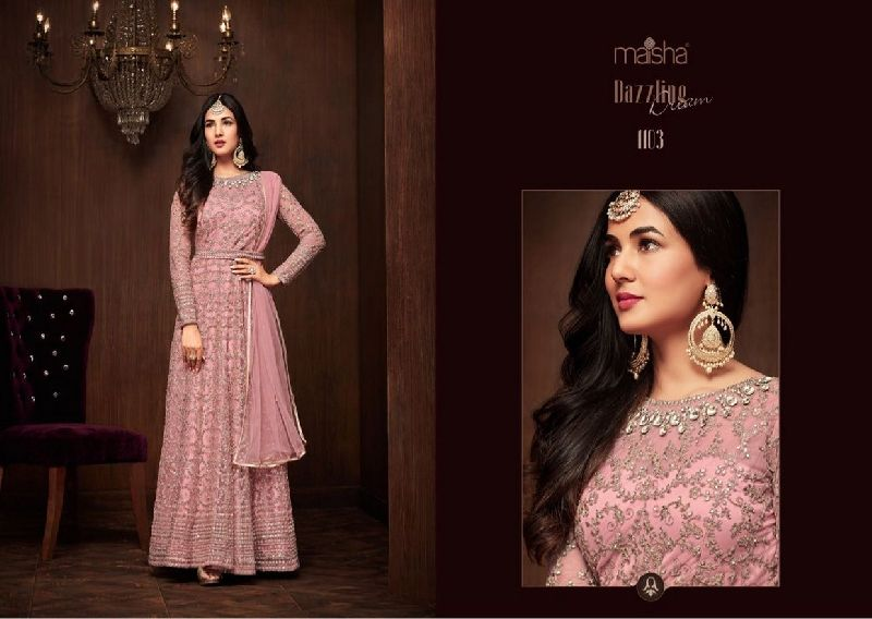 1103 Maisha Kiera Designer Anarkali Salwar Suit