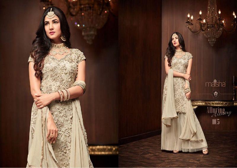 1105 Maisha Kiera Designer Anarkali Salwar Suit