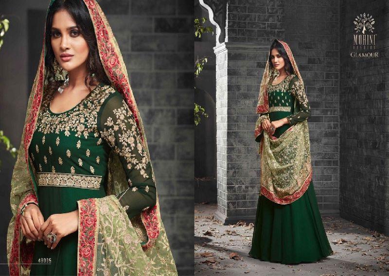 49005 Mohini Glamour Vol 49 Partywear Anarkali Suitc