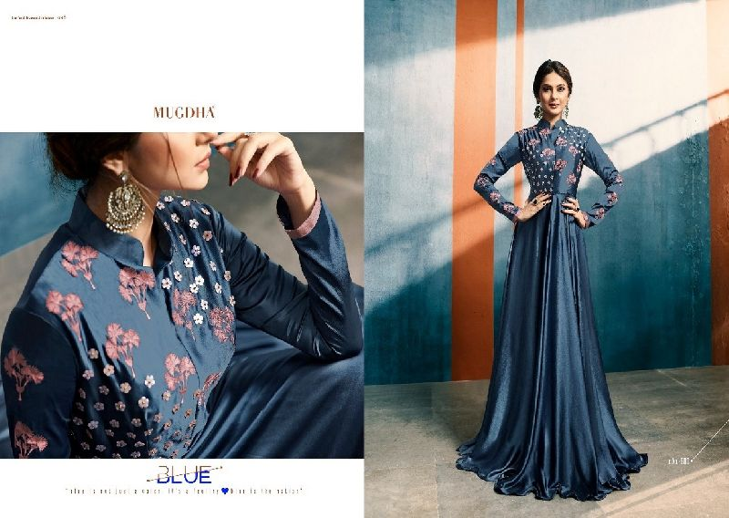 5010 Mugdha Elite Style Anarkali Style Kurti Gown