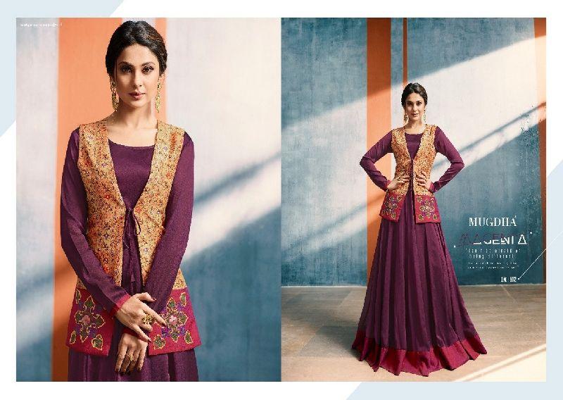 5012 Mugdha Elite Style Anarkali Style Kurti Gown