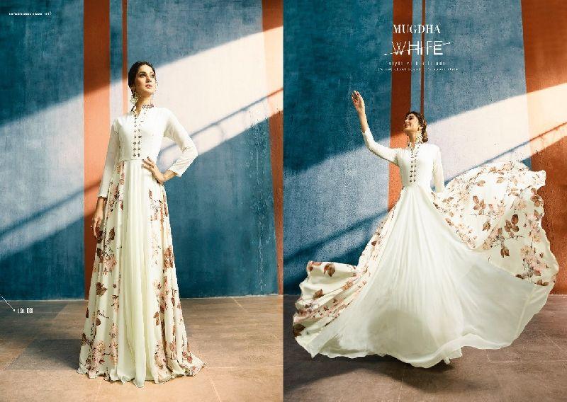 5013 Mugdha Elite Style Anarkali Style Kurti Gown
