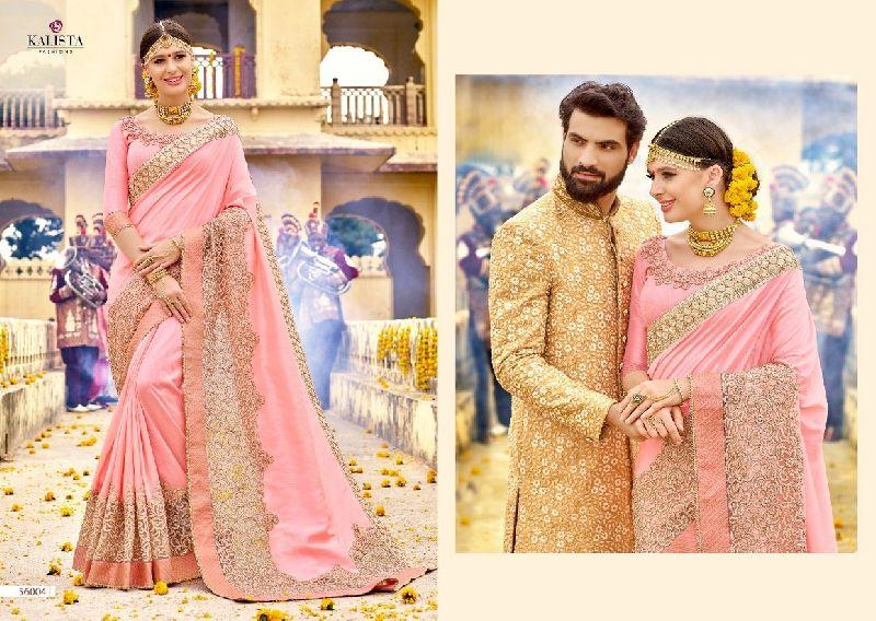 56004 Kalista Nazakat Designer Saree