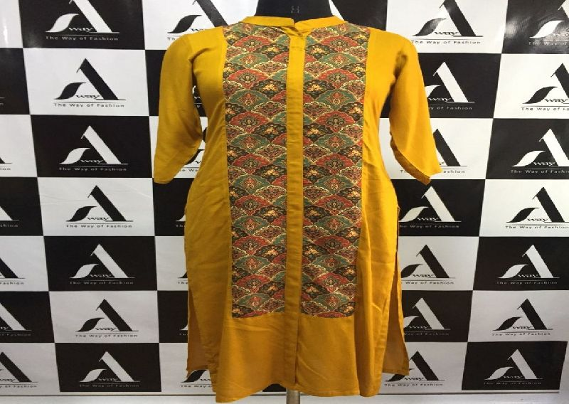 Heavy Reyon Kurties 02