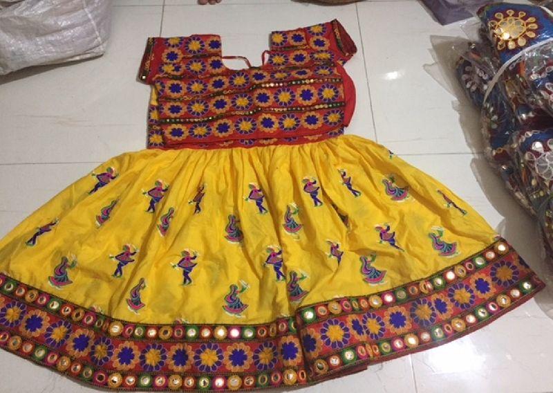 Kacchi Chaniya Choli