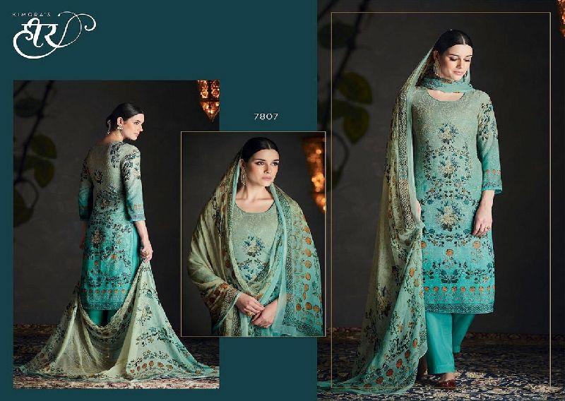 Kimora heer 29 Modal Silk Art Emb. Salwar Suit 01