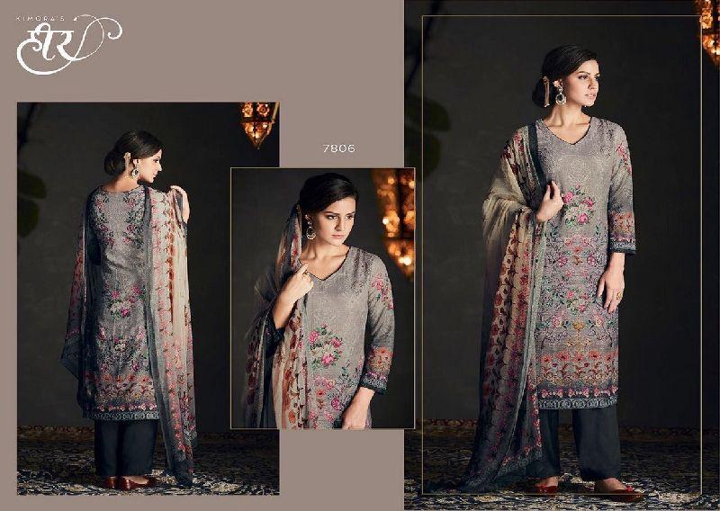 Kimora Heer 29 Modal Silk Art Suits