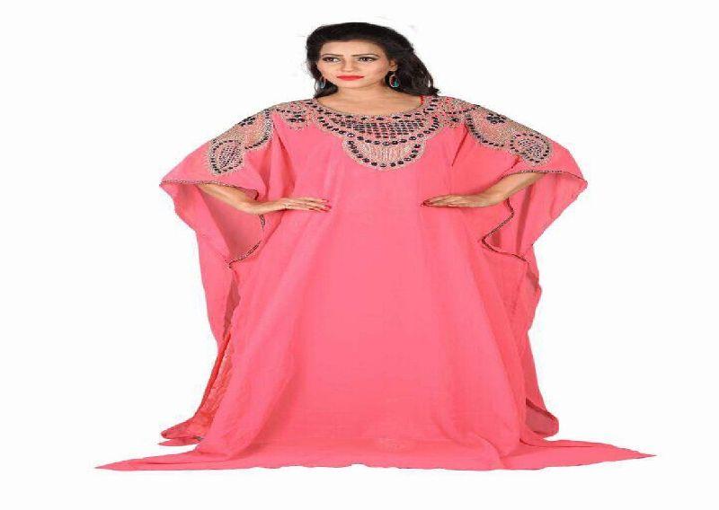 Pakistani Partywear Kaftan 02