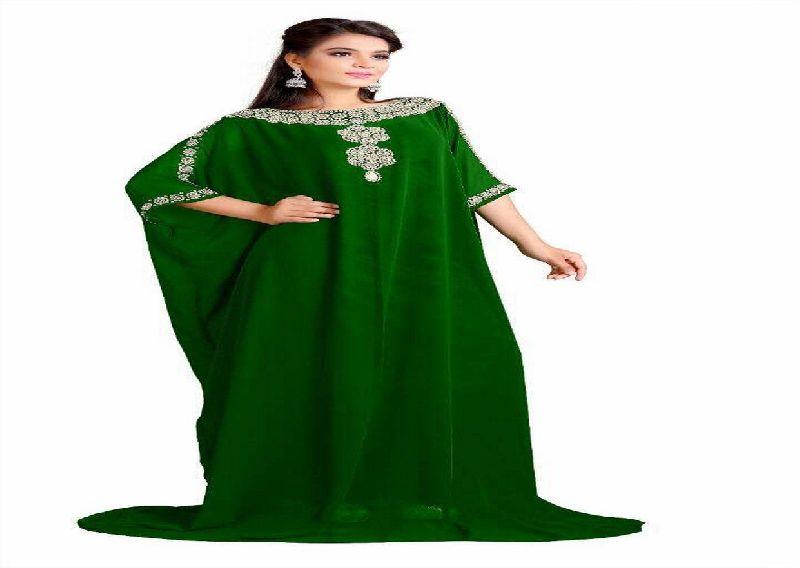 Pakistani Partywear kaftan 03
