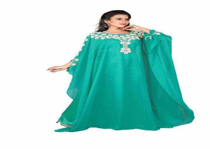 Pakistani Partywear kaftan 05
