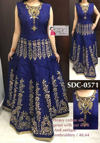 SDC-0571 SDC Partywear Gown