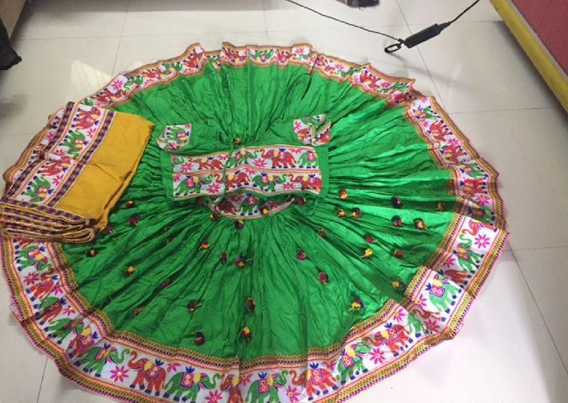 Traditional Chaniyacholi 02