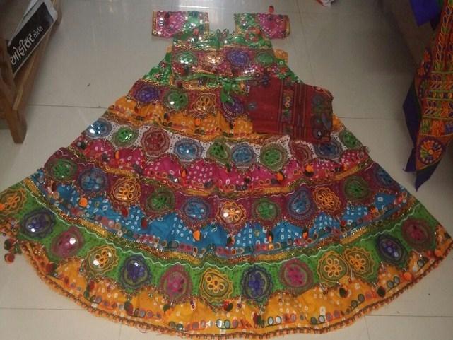 Traditional Chaniyacholi 05