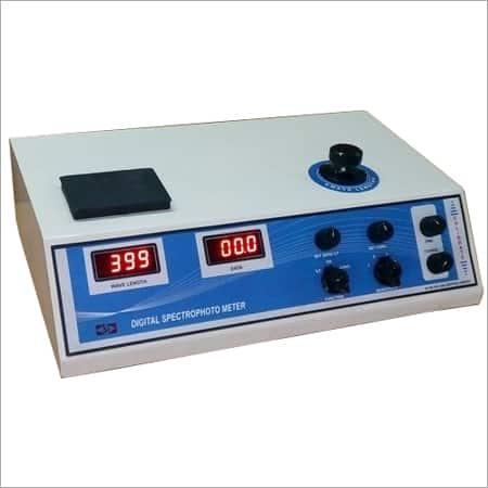SI-102 Digital Spectrophotometer