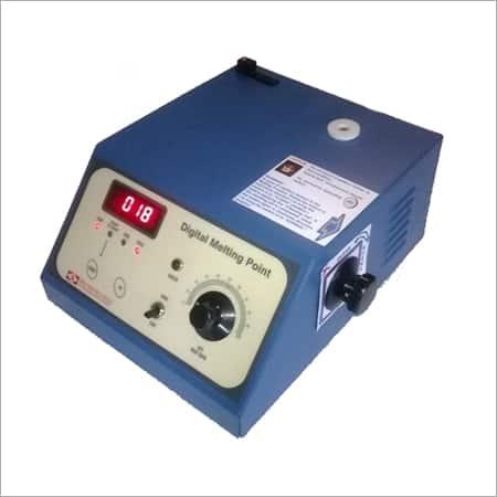 SI-254 Digital Melting Point Apparatus