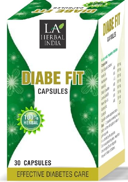 Diabe Fit Diabetes care Capsules