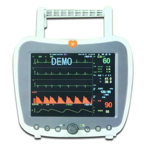 Superview 8.4 Inch Multi Parameter Patient Monitor