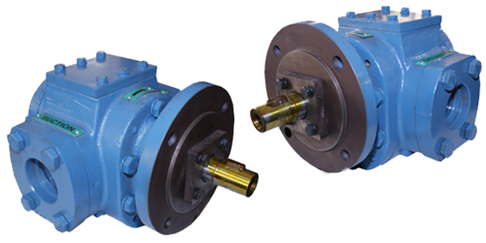 Rotary Gear Pump Type RDBX-RDNX