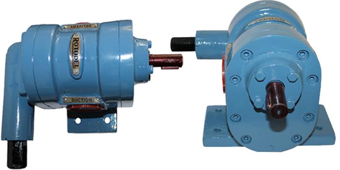 Rotary Gear Pump Type SPN