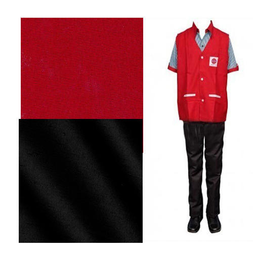 Petrol Pump Worker Uniform Fabric