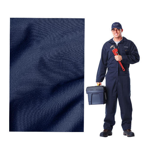 Plumber Uniform Fabric
