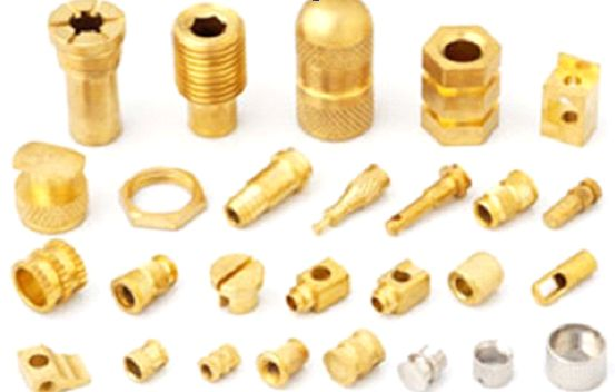 Electrical Brass Components 01